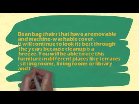 What To Look When Buying Bean Bag Chair