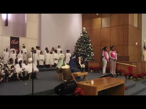 Haverhill Baptist Day School Elementary Christmas Performance 12/20/17