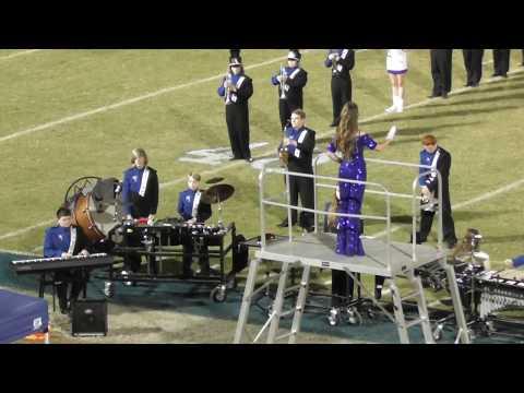 102519 Rehobeth High School Marching Band