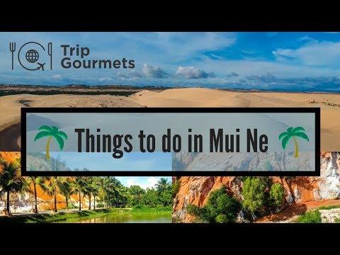 Travellers Top Things to do in Mui Ne, Vietnam!