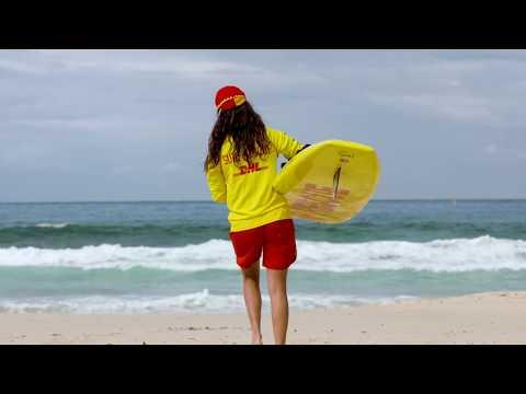 DHL extends partnership with Surf Life Saving Australia