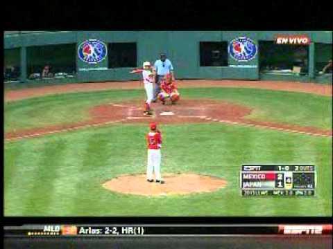 HR de japon pequeñas ligas