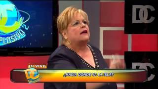 CUCUSA HERNANDEZ DESPOTRICA EN DANDO CANDELA