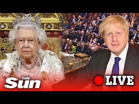 UK parliament reopening ceremony with the Queen's speech following the general election | LIVE