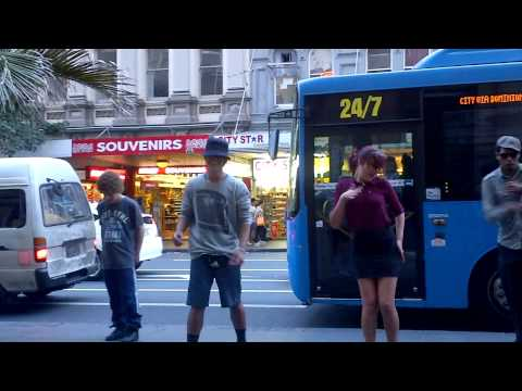 Urban Dance - Party in NZ -