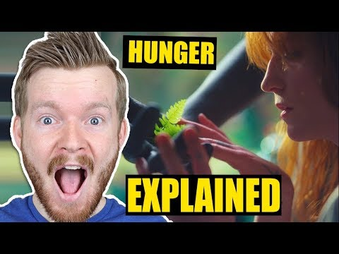 """Hunger"" by Florence + The Machine Is SUPER DEEP 
