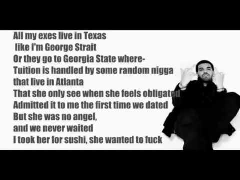 Drake ft. Lil Wayne HYFR (Hell Yeah Fucking Right) Lyrics