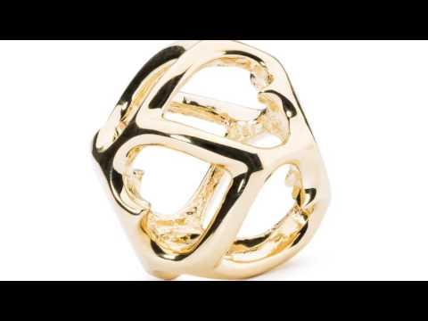 Золотые изделия Pandora
