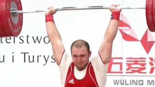 2013 World Weightlifting Championships, Men 94 kg  Тяжелая Атлетика. Чемпионат Мира(, 2016-06-27T18:33:17.000Z)