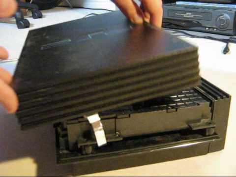 how to mod a ps2 fat