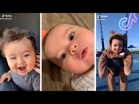 Ultimate TikTok Cutest Babies Compilation | Gives you Baby Fever 💕💕💕💕 PT. 2