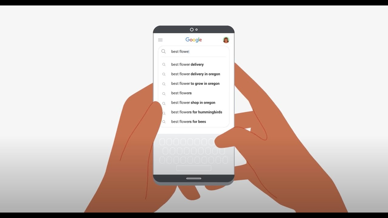 How Autocomplete works on Google Search - YouTube