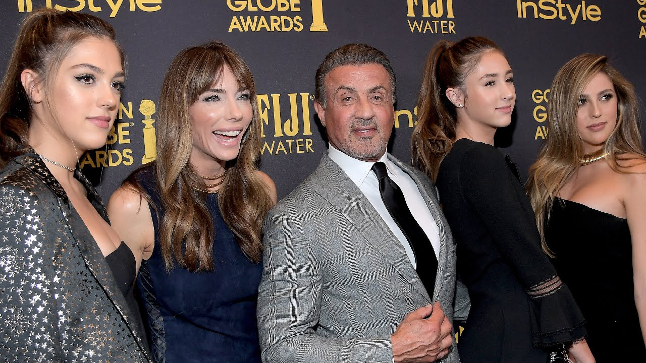 EXCLUSIVE: Sylvester Stallone Reacts to Daughters Being ...