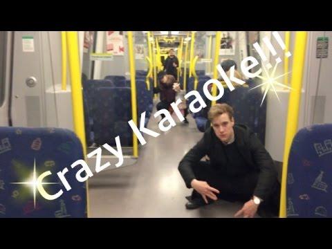 Crazy karaoke in Stockholm!