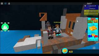 I and the rinmichaelis in the ROBLOX