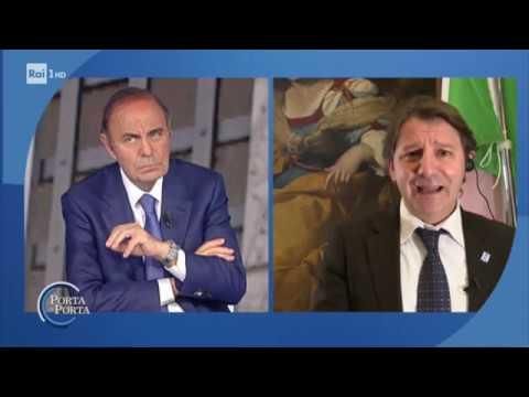 Il Presidente Tridico sui disagi del sito INPS - Porta a porta 01/04/2020