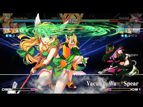 Million Arthur: Arcana Blood Game Sample - PC - 동영상