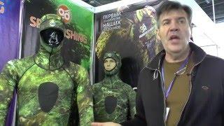 видео Гидрокостюм для подводной охоты AquaDiscovery VOEVODA
