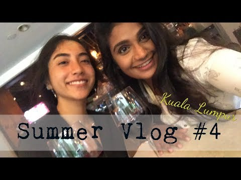 SummerVlog#4: Law Intern Struggles, Hikes and Being Wine Moms | Kuala Lumpur