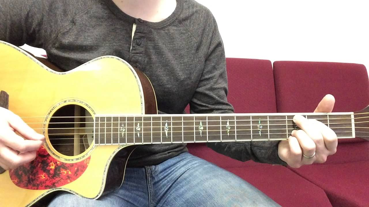 how to play take my life on guitar
