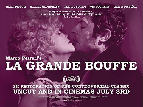 Le Grande Bouffe  - Newly Restored & Back In Cinemas. Official UK Trailer