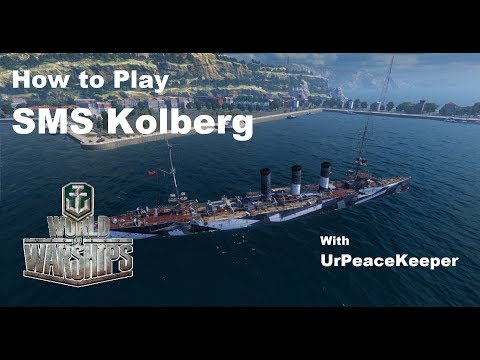 How To Play SMS Kolberg In World Of Warships