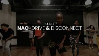 Intensive Dancehall class with Gwladys - Nao Drive and Disconnect
