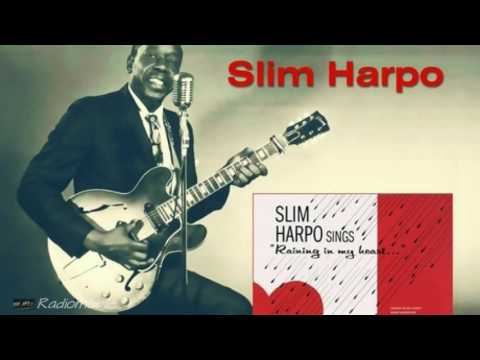 Slim Harpo - Raining in my heart ...