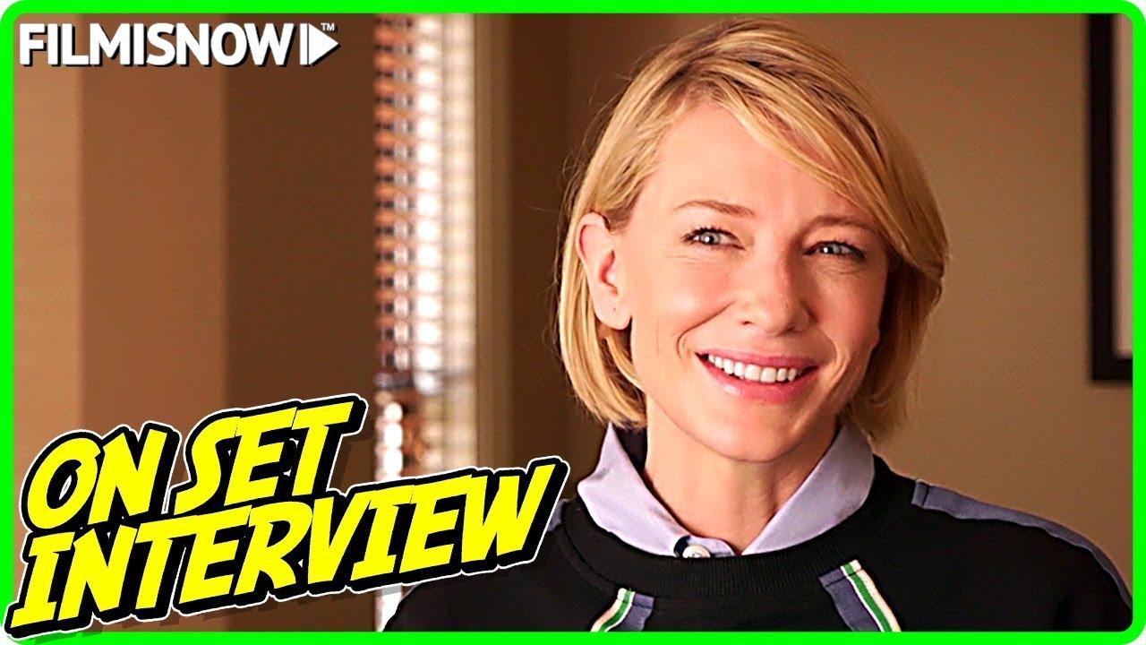 WHERE'D YOU GO, BERNADETTE | Cate Blanchett