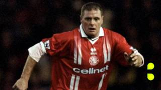 John Barnes story on Gazza