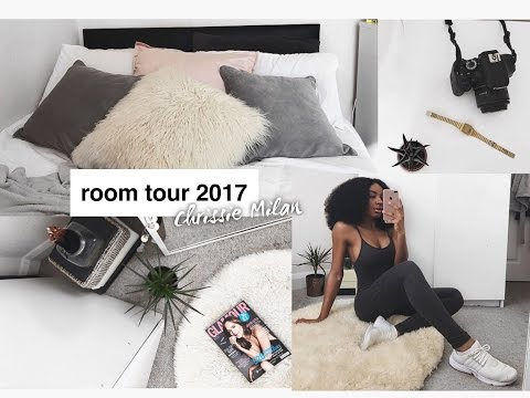 ROOM TOUR 2017 + TIPS ON HOW TO DECORATE!