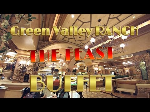 Green Valley Ranch, Las Vegas - Breakfast Buffet Tour (2017)