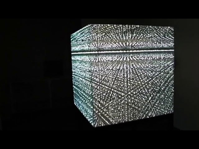 The Infinite Cube Video