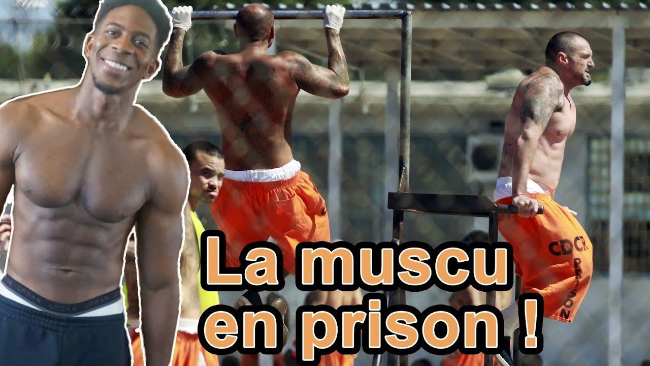 Prendre du muscle en Prison!
