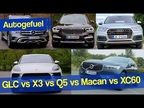 best-midsize-/-compact-suv-porsche-macan-vs-mercedes-glc-vs-bmw-x3-vs-audi-q5-vs-volvo-xc60