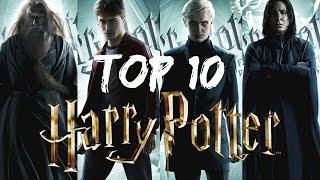 Top 10 Harry Potter - Quel Est Votre Personnage Préféré ?