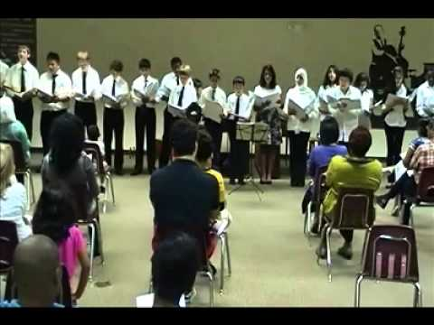 11.1.2012 Trent InternationalE School Classical Concert Performance