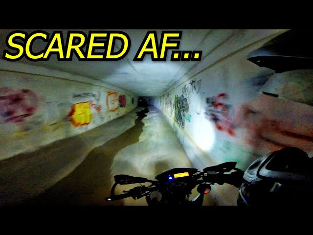 EXPLORING ABANDONED LAS VEGAS TUNNEL!!