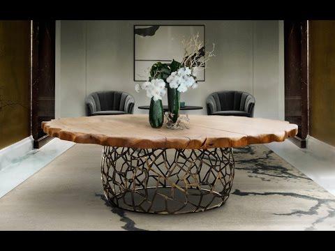 37 Wood Tables - Creative Design Ideas