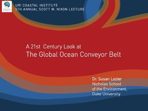 A 21st century look at the global ocean conveyor belt