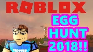 Roblox | 🔴 Live Stream #72 | Egg Hunt 2018!! | LET THE HUNT CONTINUE!