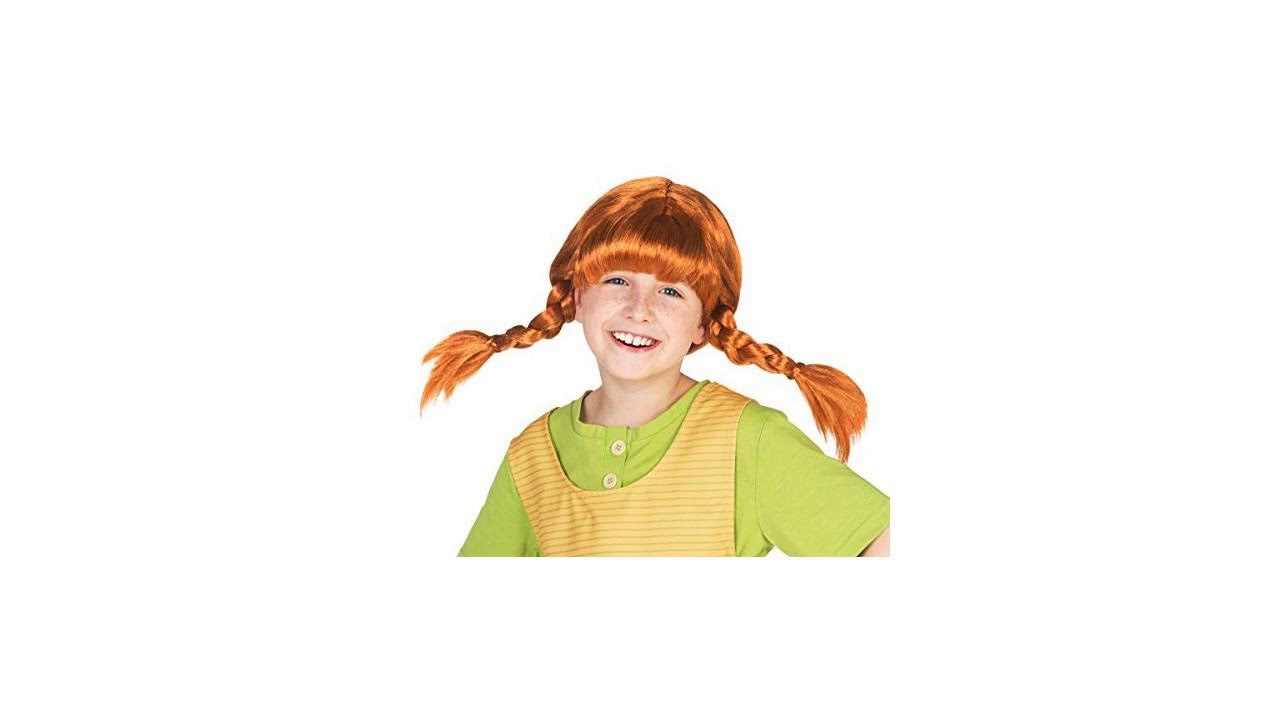 Pippi Langstrumpf Kostüm Für Kinder Wilde Mädchen Feiern Besonders