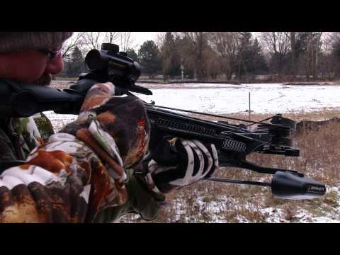 Barnett Crossbows Ghost 410 and Recruit