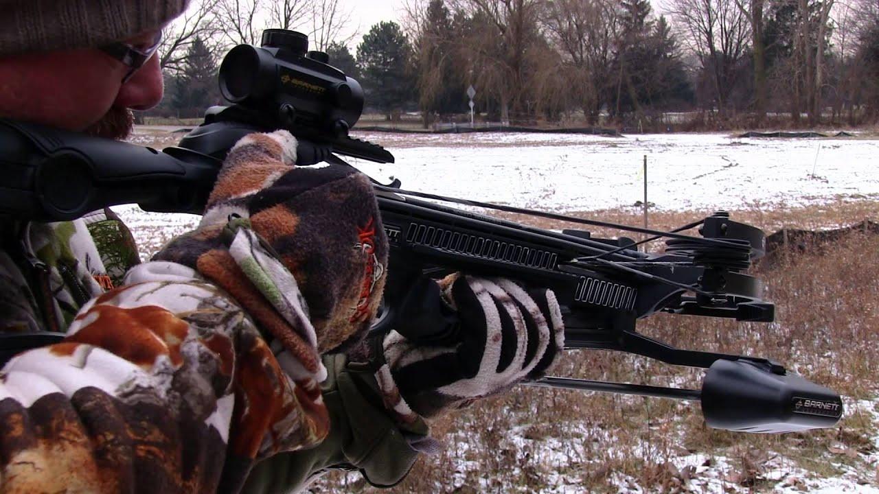 Barnett Crossbows Ghost 410 and Recruit - YouTube