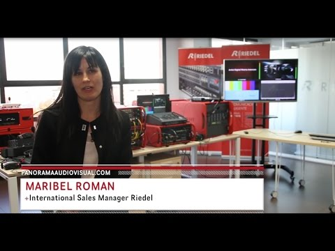 RIEDEL Communications - New Madrid office (Spanish version; English subtitles available)