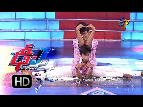 Dhee Juniors2  Shivamani Performance  Ninnu Choosthe Love Vasthundi  Ennallugano  23rd Sept 2015