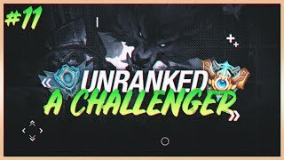 Unranked a Challenger Ep. 11 | Warwick Jungla | Plata 4 (60 PL)