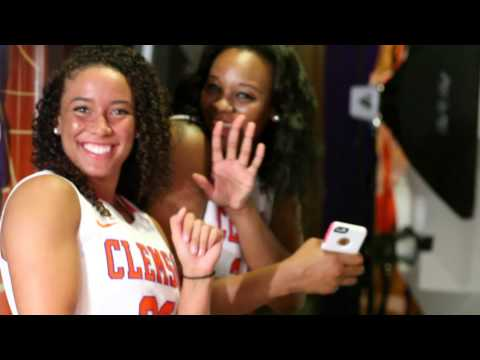 Clemson Athletics || Behind the Scenes — Media Day