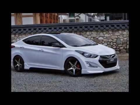 zest aeroparts Hyundai Motors Elantra(The New Avante MD) bodykit(제스트더뉴아반떼MD에어댐)