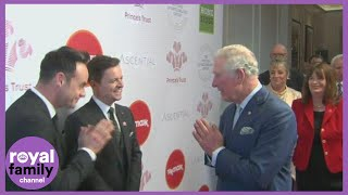 Gambar cover Prince Charles Greets Celebrities With Namaste Gesture at Prince's Trust Awards